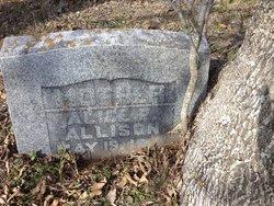 Alice Cefronia <i>Pierpont</i> Allison