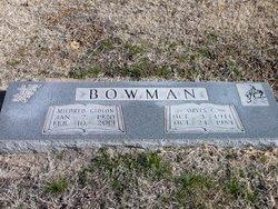 Mildred Louise <i>Gideon</i> Bowman