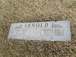 Bertha Mae Arnold