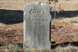Mary Bartlett <i>Soule</i> Howland