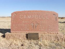Allena Belle <i>Rister</i> Campbell