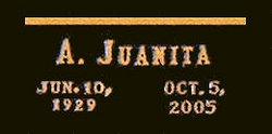 Alena Juanita <i>Babb</i> Campbell