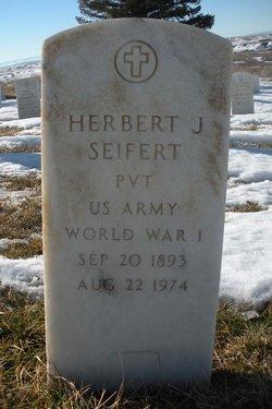 Herbert J Seifert