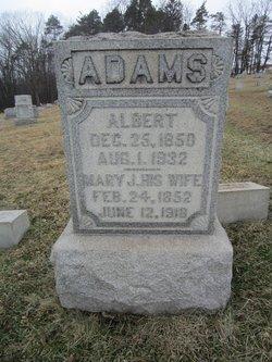 Mary Jane <i>Stitt</i> Adams