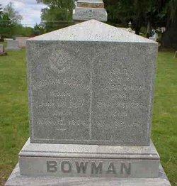 Mary Bowman