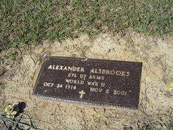 Alexander Alsbrooks
