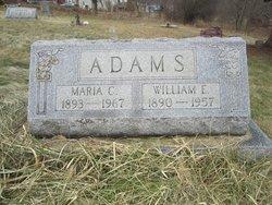 Maria Catherine Kate <i>Baldwin</i> Adams