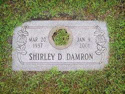 Shirley <i>Davis</i> Damron