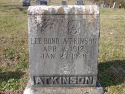 Lee Bond Atkinson