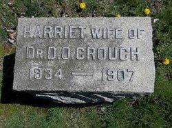 Harriet <i>Hartshorne</i> Crouch