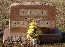 Alice Mary <i>Savage</i> Boler