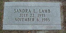 Sandra L. Lamb