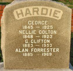 George Hardie