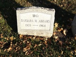 Barbara M Abrams