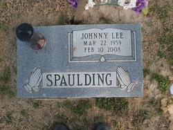 Johnny Lee Spaulding