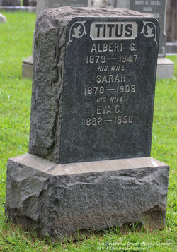 Albert Green Titus