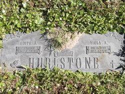 Edith Albertha <i>Foster</i> Hurlstone