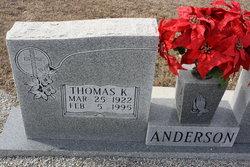 Thomas Kenneth Anderson
