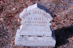 Anna Josephine Leavitt