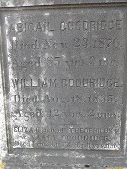 Abigail Goodridge