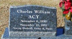 Charles William Acy, Sr