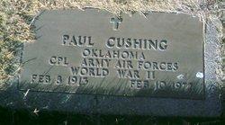 Paul Cushing