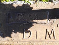 Sallie <i>Allen</i> DiMaggio
