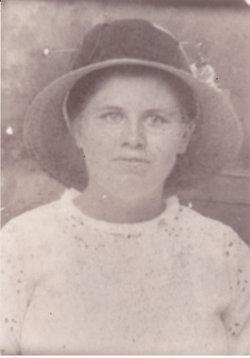 Cora Helen <i>Davis</i> Harris