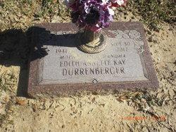 Edith Annette <i>Kay</i> Durrenberger