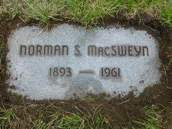 Norman Sibley MacSweyn
