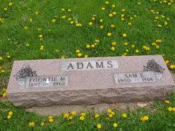 Sam E Adams