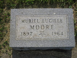 Muriel Lucille <i>Mead</i> Burrill-Moore