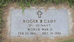 Rodger Benton Cady
