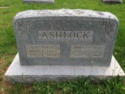 William Francis. Ashlock