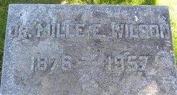 Dr Amelia Elvira Mille Wilson