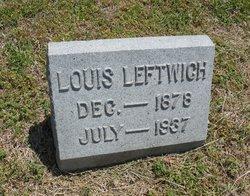 Louis Leftwich