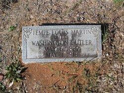 Temperence Louis Tempy <i>Martin</i> Butler
