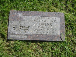 William Henry Owens