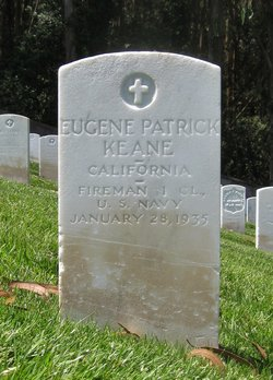 Eugene Patrick Keane