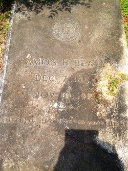 Amos H Beaty