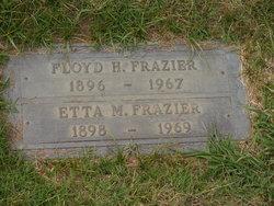 Etta M. Frazier