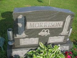 Geraldine V <i>Ayres</i> Morrison
