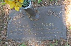 Grace <i>Warren</i> Duke
