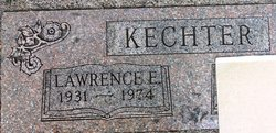 Lawrence Edward Kechter
