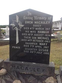 Michael Macauley