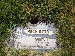 Danny L Archuleta