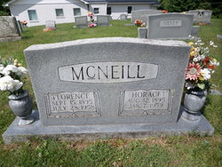 Florence <i>Silver</i> McNeill