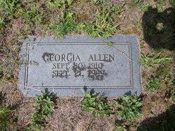 Georgia <i>Honeycutt</i> Allen