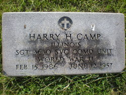 Harry Hiram Camp