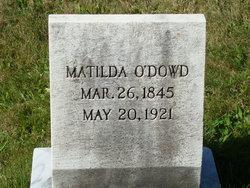 Katherine Matilda <i>Benden</i> Donoughe O'Dowd